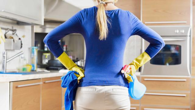 Três truques para devolver a brancura aos velhos eletrodomésticos
