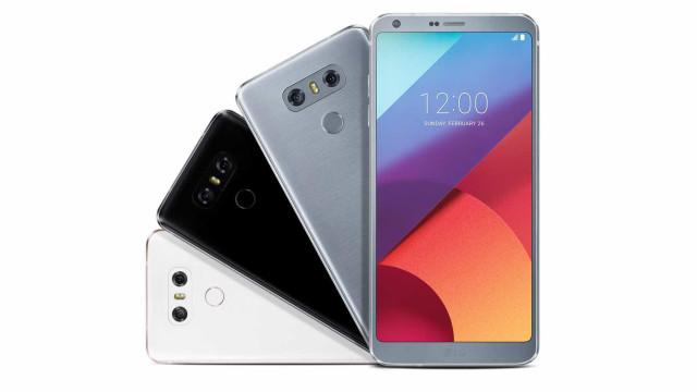 Novo topo de gama da LG pode ser anunciado em abril