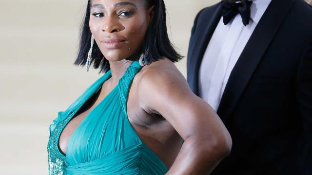 Serena Williams prepara-se para subir ao altar esta quinta-feria