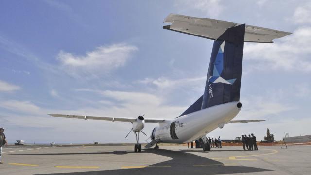 SATA já iniciou reencaminhamento de passageiros de voos cancelados