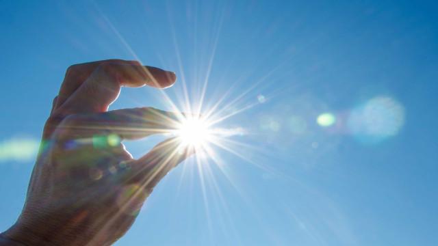 Temperaturas máximas vão descer 7 a 8 graus a partir de amanhã
