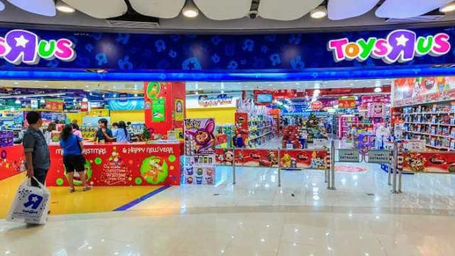 Toys 'R' Us declara insolvência em Portugal e Espanha