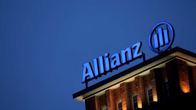 Allianz óbtém lucro, mas destaca reclamações por catástrofes naturais