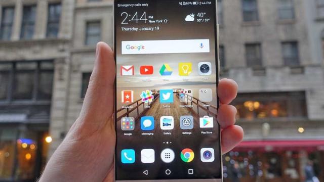 Huawei prepara design 'radical' para o próximo topo de gama
