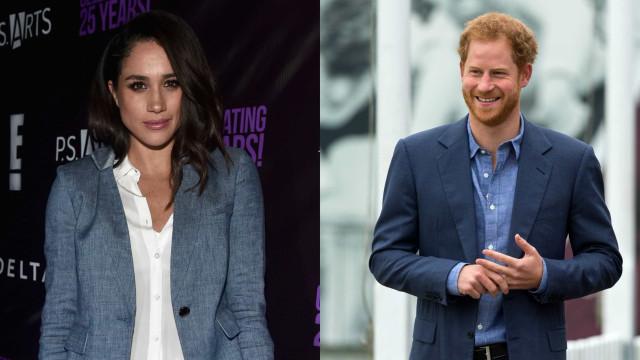 Príncipe Harry está a preparar uma grande surpresa a Meghan Markle