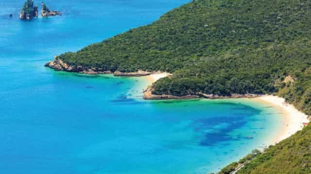 Conheça as 20 melhores praias da Europa. Duas são portuguesas