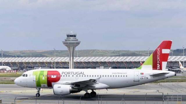 Avião da TAP declara emergência devido a passageiro que se sentiu mal