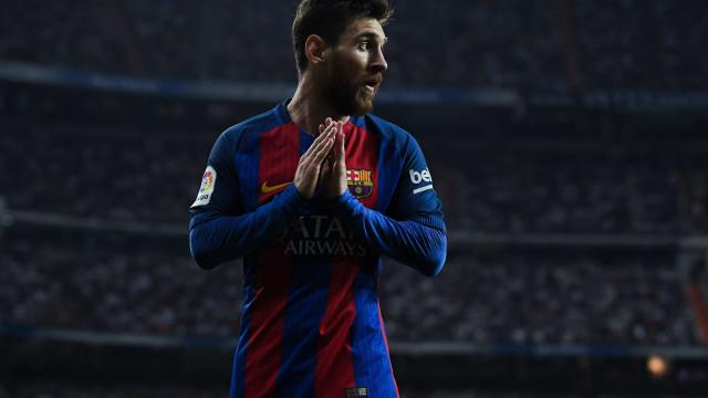 Messi terá exigido ser vendido ao City mas Barcelona pediu 250 milhões