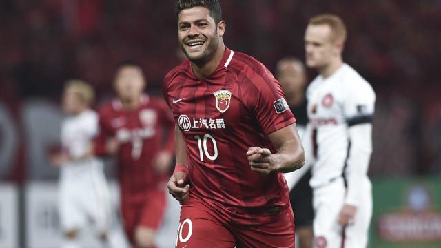 O milionário top-10 dos mais bem pagos da Liga chinesa