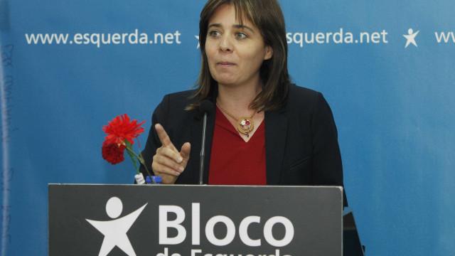 Bloco marca Convenção Nacional para 10 e 11 de novembro em Lisboa