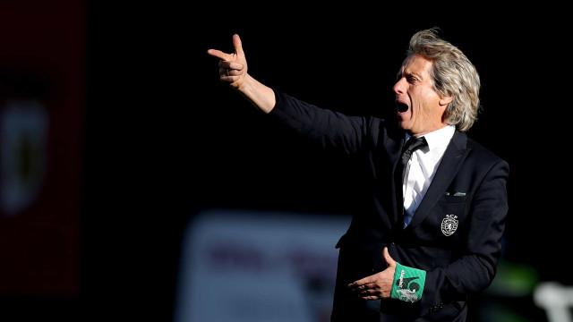 Sporting - Vilaverdense: Jesus opera 'mini revolução' no onze