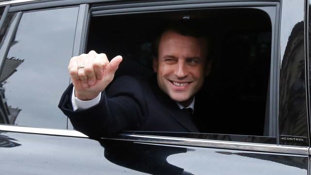 Resposta a Trump: Mais de 250 investigadores aceitaram convite de França