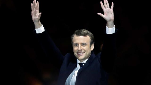 Conheça os portugueses que concorrem na lista de Macron