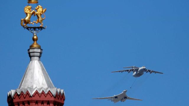 """Moscovo notificou Atenas de medidas """"recíprocas"""" após expulsar diplomatas"""