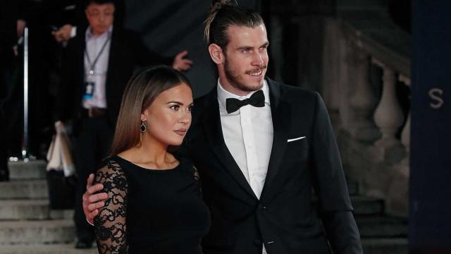 Gareth Bale casou-se em segredo e só agora se soube