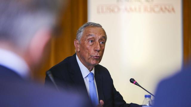 Marcelo espera apuramento de factos no caso da gestão da Raríssimas