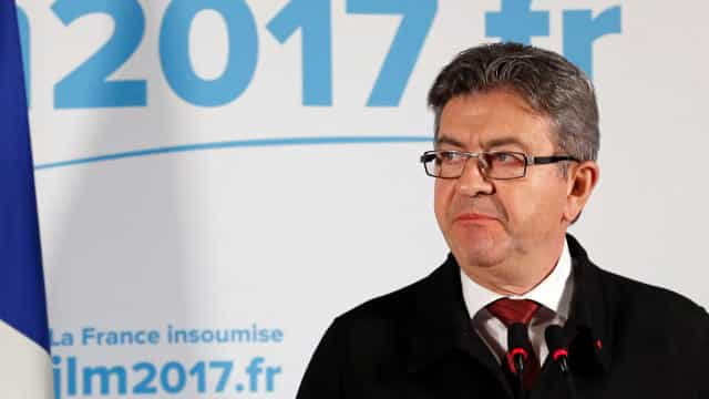 Mélenchon será candidato às legislativas para combater Macron