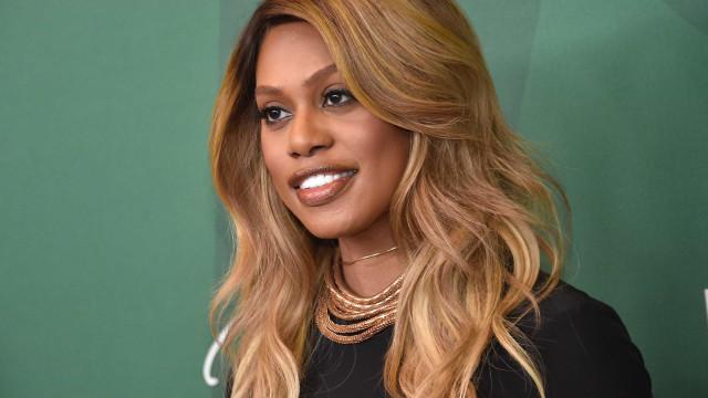 Laverne Cox: A primeira mulher transexual na capa da Cosmopolitan