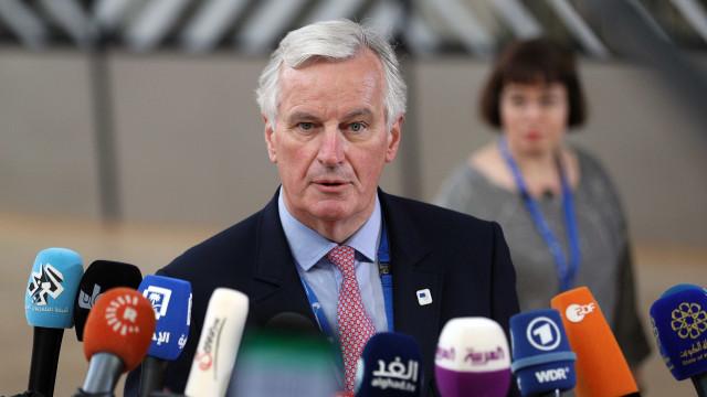 Risco de saída desordenada nunca foi tão elevado e UE vai preparar-se