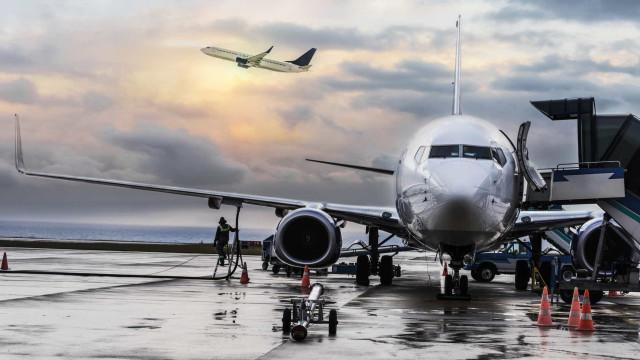 Cancelados 10 voos de Lisboa e Porto para a Suíça e Reino Unido