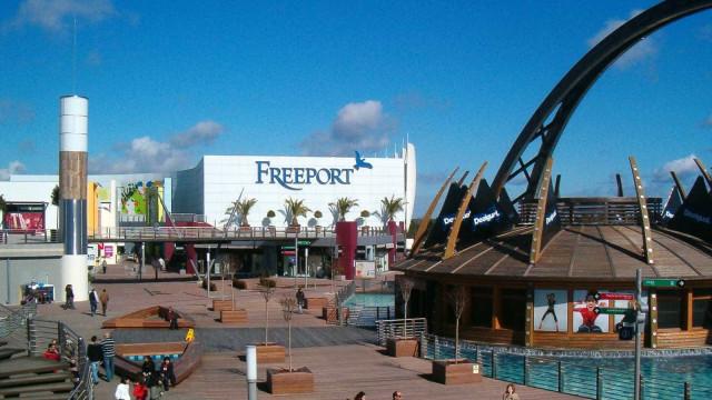 Freeport investiu 20 milhões para ser melhor destino de compras de Lisboa