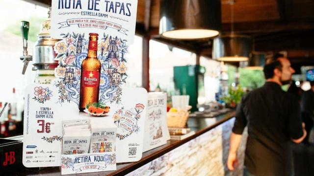 Rota de Tapas regressa a Portugal já no próximo dia 21 de setembro