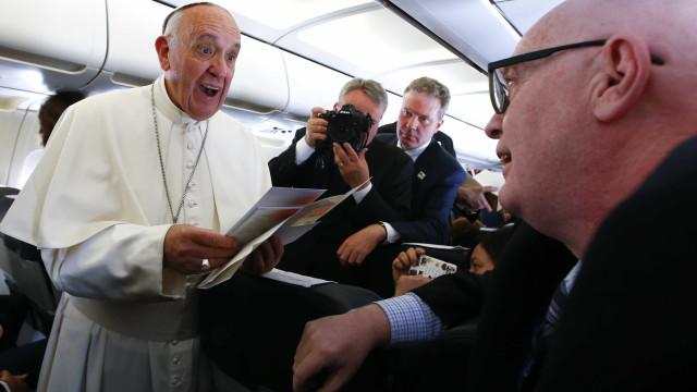 O sangue do Papa já foi transportado por uma empresa portuguesa. Sabia?