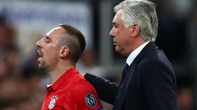 Bild revela os jogadores por detrás da saída de Ancelotti do Bayern