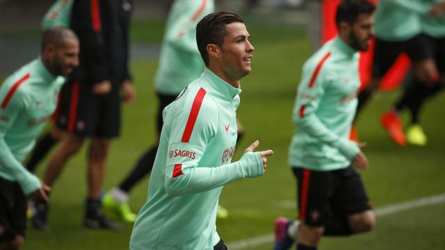 Portugal-Argélia: Rui Patrício e Cristiano Ronaldo de início