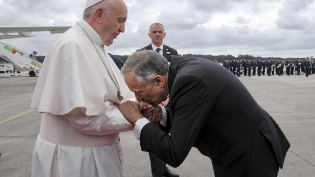 """""""O Papa ficou muito impressionado com o que viu em Fátima"""""""