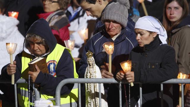 Quase 1.400 peregrinos foram assistidos em Fátima pelos serviços de saúde