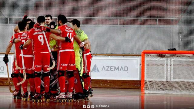 Hóquei em Patins: Benfica anuncia boicote à final da Taça por protesto