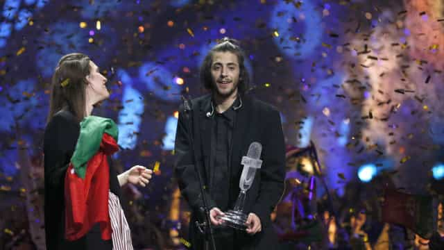 Salvador Sobral eleito personalidade do ano pelos leitores da Euronews