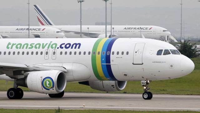 Transavia lamenta apelo à greve mas prevê assegurar programa de voo