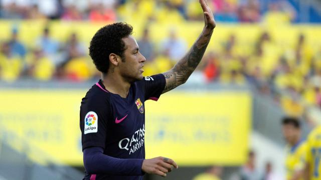 Empresário já aguarda por Neymar em Paris