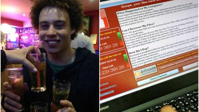 Jovem que ajudou a impedir ciberataque WannaCrydetido em Las Vegas