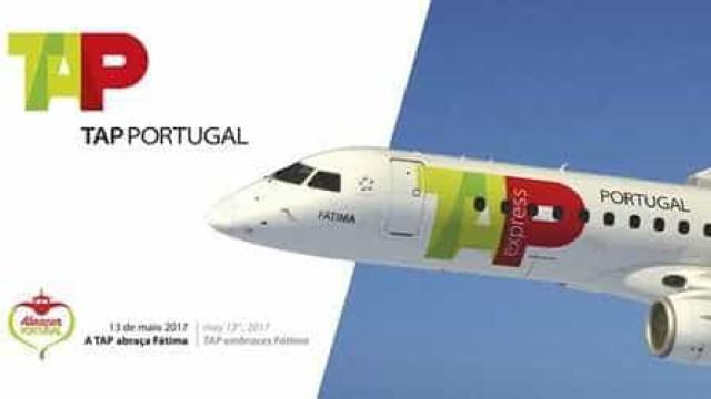 TAP já tem nome para um novo avião: Fátima