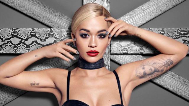 """Rita Ora: """"Sim, acabei de publicar uma fotografia do meu rabiosque"""""""