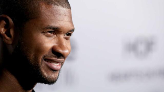 Usher terá pago mais de um milhão a mulher que infetou com herpes