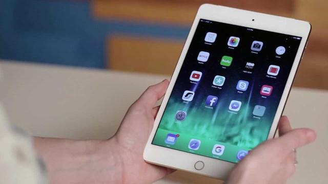 Fã de tablets pequenos? A Apple pode ter uma 'surpresa' para si
