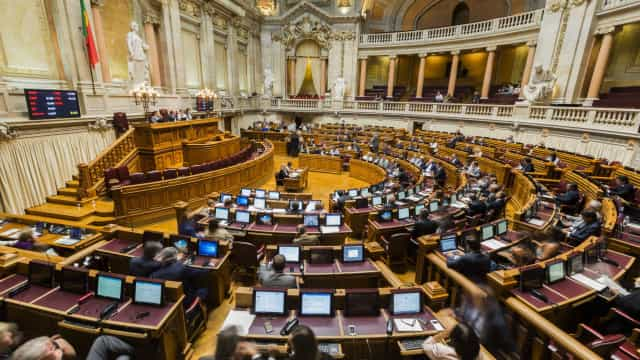 Legionella: Parlamento aprova projetos do BE, PSD, PEV e PAN