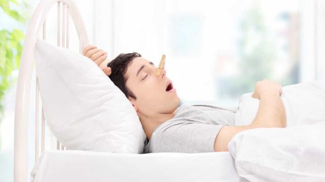 Por que não faz bem respirar pela boca