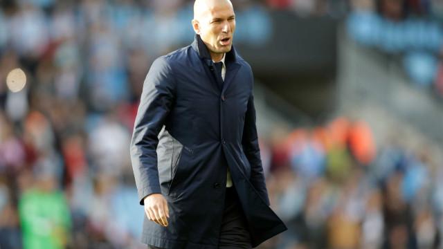 Zidane já falou com Mbappé e até lhe fez uma (tentadora) promessa