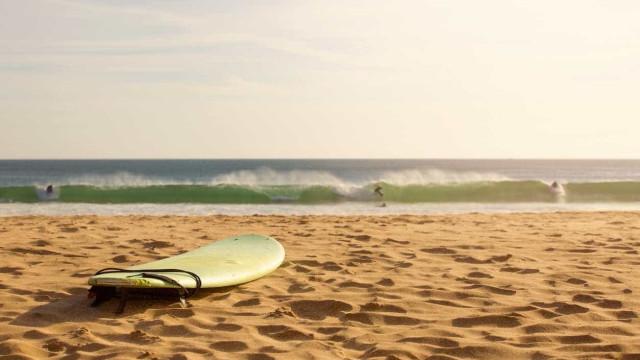 Nove crianças socorridas na praia por suspeita de intoxicação alimentar