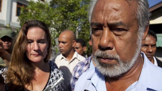 Xanana Gusmão critica critérios do Presidente na nomeação do Governo