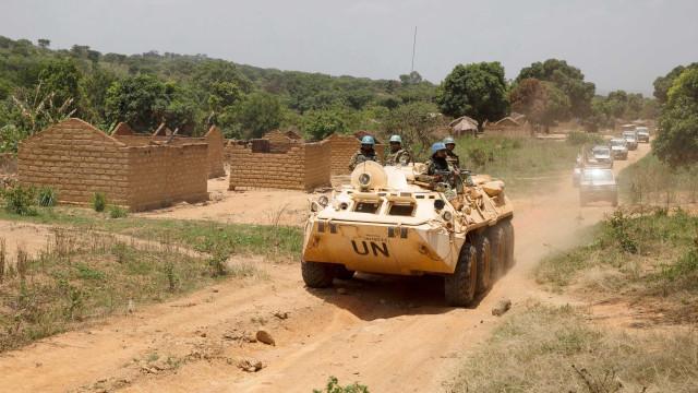 Ataque de milícia provoca 13 mortos na República Centro-Africana