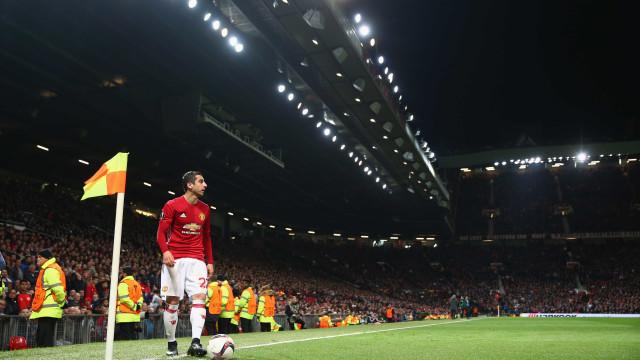"""""""O United não assina Sánchez se Mkhitaryan não aceitar ir para o Arsenal"""""""