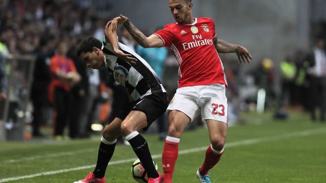 Pedro Pereira de saída do Benfica