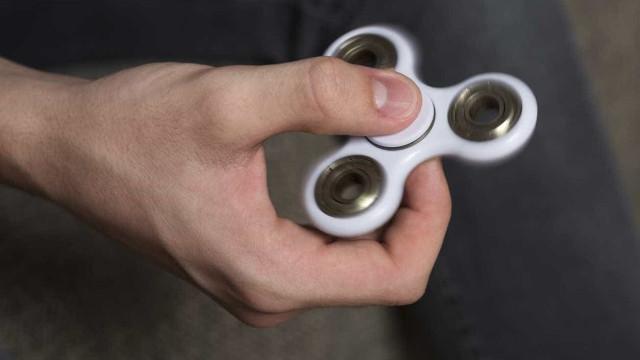 Televisão russa diz que Fidget Spinners são instrumentos da oposição