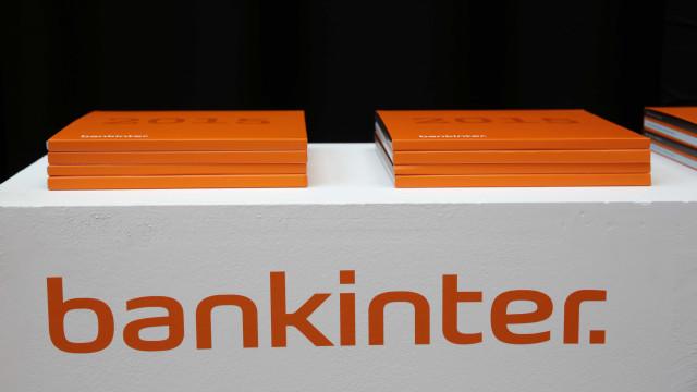 Lucro de espanhol Bankinter desce 15,7% no primeiro trimestre